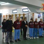 Lamezia: aperta nuova Sezione Giovanile Fiamme Oro della Polizia