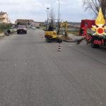 Fuga di gas nel comune di Sellia Marina