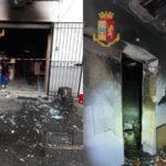 Incendia locali ex moglie, 79enne fermato per tentato omicidio