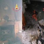 Incendi: a fuoco a Motta Santa Lucia abitazione, un morto