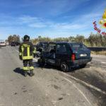 Incidente stradale sulla 106 Jonica nel crotonese, tre feriti