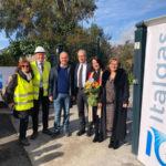 Lamezia: attivata a  Magolà la rete di distribuzione del gas naturale