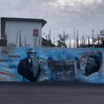 Girifalco: Un murales per omaggiare le conquiste dell'Italia e delle donne