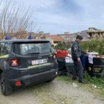 Rifiuti: Gdf sequestra discarica abusiva a Santa Teresa di Riva
