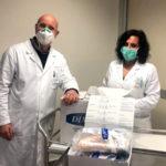 Il Rotary consegna 10 caschi respiratori al presidio ospedaliero Lamezia