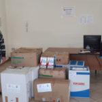 Coronavirus: Arpacal dona dispositivi protezione all'Asp di Vibo
