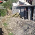 Abusivismo: manufatto in cemento armato sequestrato a Cetraro