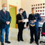 Coronavirus Lions Club Lamezia Host dona mascherine forze ordine