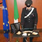 Droga: donna sorpresa con la cocaina, arrestata a Cosenza