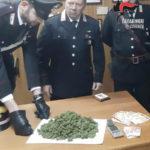 Sorpreso con 240 grammi di marijuana in casa, 23enne denunciato