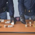 Droga: due arresti della Polizia di Stato a Catanzaro
