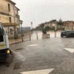Cronavirus: prosegue igienizzazione strade a Catanzaro