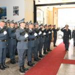 Gdf: Visita del Comandante Generale comando provinciale Messina