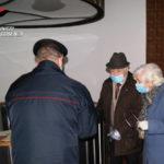 Carabinieri consegnano pensione a domicilio nel Cosentino
