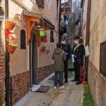Carabinieri reggini consegnano computer portatili ai bambini