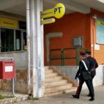 Platania: pensione a domicilio grazie ai carabinieri