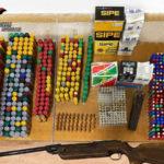 Armi: carabinieri sequestrano deposito munizioni nel Reggino