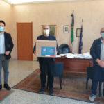 Lamezia: la Chiesa Evangelica dona mascherine a Comune e Polizia