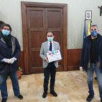 "Catanzaro: chiesa evangelica cinese di Prato dona mascherine"""