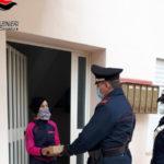 Coronavirus: Rogliano, Carabinieri consegnano pc e tablet