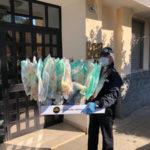 Cosenza: Polizia Municipale dona uova di Pasqua ricevute in regalo
