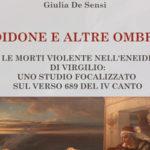"""""""Didone e altre Ombre"""" il nuovo libro della lametina Giulia De Sensi"""