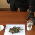 Custodiva lo stupefacente nell'armadio: arrestato 27enne