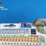 Droga: arrestati a Reggio un uomo e la sua convivente