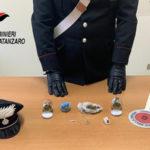 Droga: Trovato con stupefacente a Vallefiorita 22enne arrestato