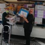 Coronavirus: Il Rotary Club Catanzaro Tre Colli dona 140 pacchi cibo