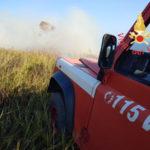 Incendi: a fuoco nel lametino sterpaglie e macchia mediterranea