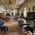 Catanzaro: riunione  presieduta da Abramo, Sculco e Polimeni