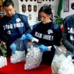 Coronavirus: sequestrate 1.500 boccette gel igienizzante
