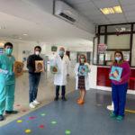 Lamezia: Pasqua 2020 Siulp dona uova a bambini ricoverati in ospedale
