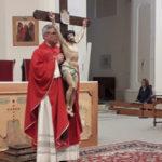 """Lamezia, Vescovo Schillaci: """"stiamo in silenzio davanti al Crocifisso"""""""