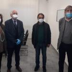 Coronavirus: Catanzaro, sopralluogo istituzionale a Villa Bianca