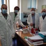Consegnati dispositivi medicali donati dalla CCIAA all'ospedale di Soverato