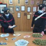 Droga:controlli e perquisizioni nel Cosentino,arresto e denuncia
