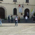 Lamezia, le Mascherine Tricolore scendono in piazza