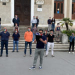 Lamezia Terme, le mascherine tricolore tornano in piazza