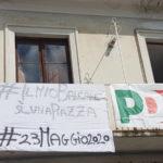 """Lamezia: giovani Pd aderiscono a iniziativa """"Il mio balcone è una piazza"""""""