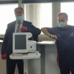 Comune Maida dona ventilatore polmonare ospedale Lamezia