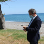 Il mare di Crosia Mirto tra i più puliti della Calabria