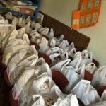 Coronavirus: R. Calabria, Cc donano generi alimentari ai poveri