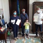 Castrovillari: la solidarieta' al tempo del coronavirus