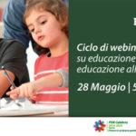 Savaglio e De Caprio insieme per costruire percorsi di educazione