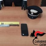 Catanzaro: rapina in centro storico, un arresto