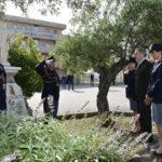 Lamezia: commemorato il Vice Sovrintendente Pietro Caligiuri