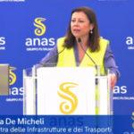 Infrastrutture: De Micheli, SS 106 opera strategica per l'Italia