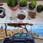 Droga: hashish e marijuana in casa, un arresto a Pizzo